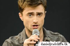 Updated: Daniel Radcliffe attends What If Apple Store, Regent Street Q&A