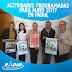 Actividades Programadas para Mayo 2017 en Padul
