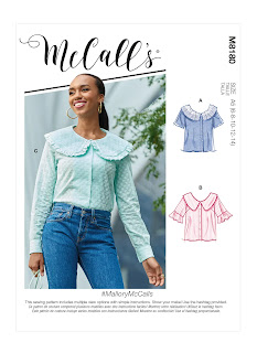 McCall's 8180 Pattern Envelope - SomethingDelightful dot com