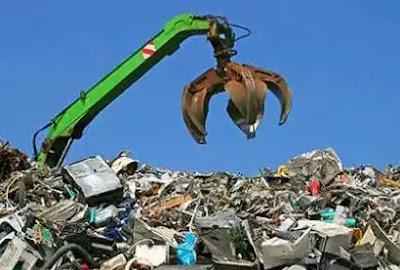 Waste Control pada Industri