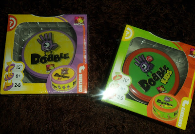 dobble game review and competition
