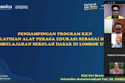 Mahasiswa UHAMKA Lintas Prodi Lakukan KKN di Lombok