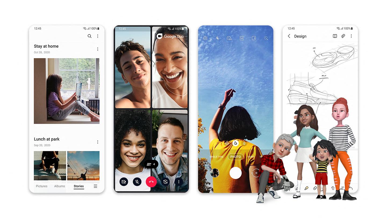 Samsung One UI 3: film introduttivo ufficiale