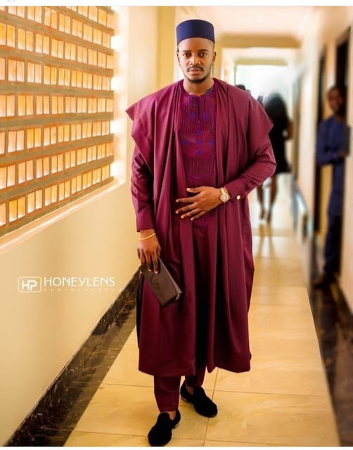 Latest Agbada styles that you need to see