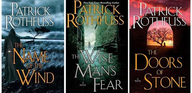 """سجلات قاتل الملك kingkiller chronicles لـ""""باتريك روثفوس Patrick Rothfuss كتب روايات تحميل pdf كتاب رواية"""