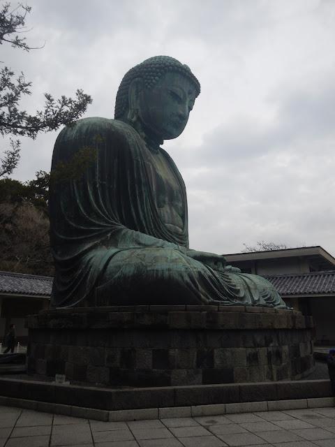 Daibutsu, el Gran Buda de Kamakura