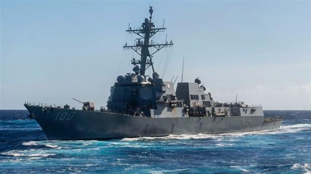 The United States' Navy faces another major COVID-19 outbreak aboard warship in Pacific