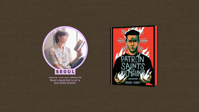 Kim Nam Joon SEOUL Prompt - Read a Book that is set in your home country.