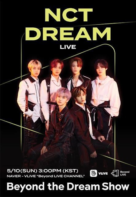 nct dream konser beyond live