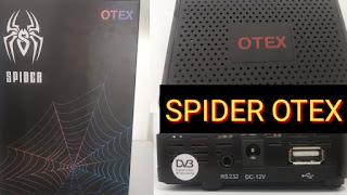 تحديث جديد لجهاز OTEX SPIDER