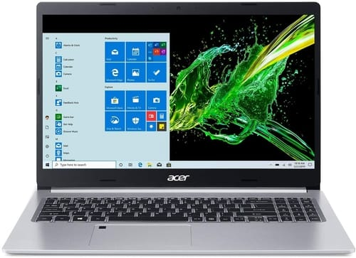 Review Acer A515-55-75NC Aspire 5  Full HD IPS Display