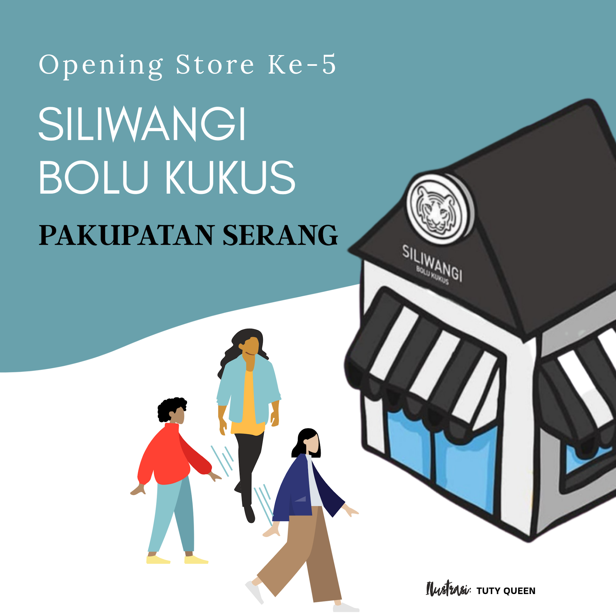 Opening Store ke 5