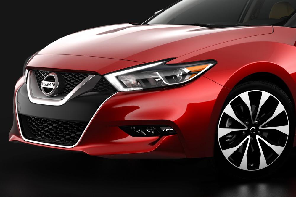 Nissan Maxima 2016: primeiras fotos oficiais são ...