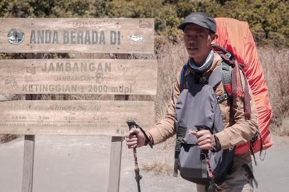 Persiapan Penting Yang Harus Di Lakukan Sebelum Mendaki Gunung