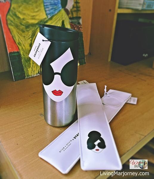 Starbucks® X alice + olivia collection