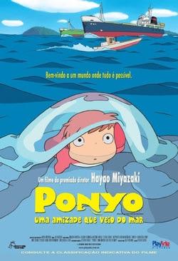Ponyo: Uma Amizade que Veio do Mar Torrent Thumb