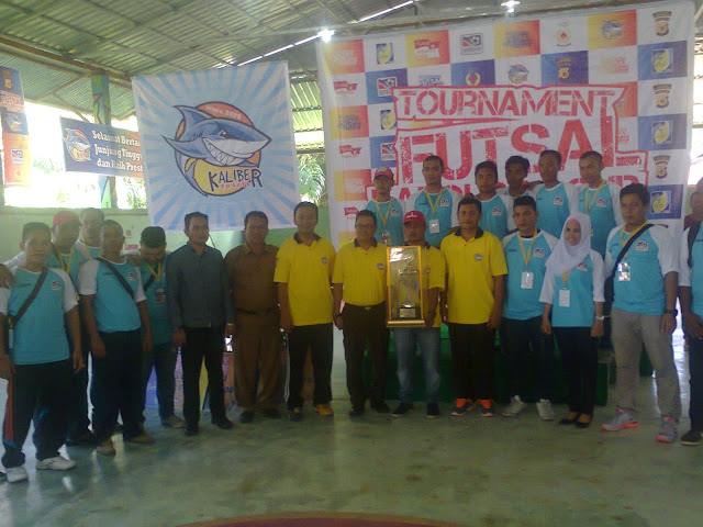 Turnamen Futsal Kapolres Aceh Singkil Cup I Digelar