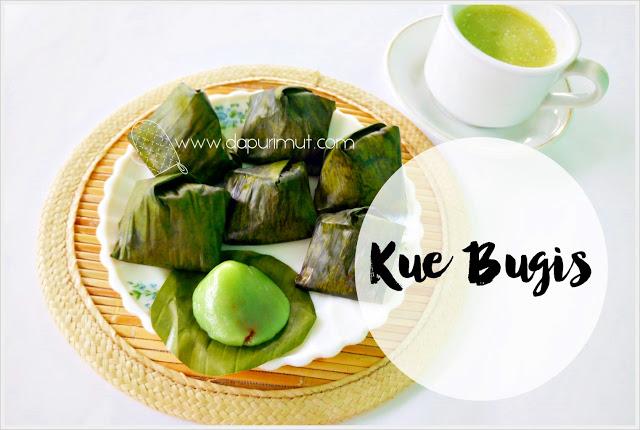 Kue Bugis (Resep & Cara Membungkus)