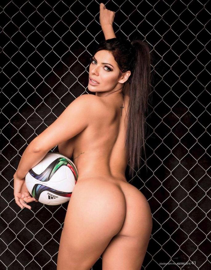Beautiful brazilian girl nacked