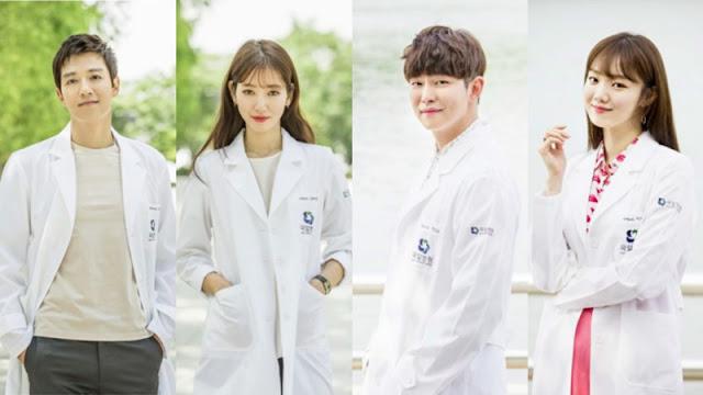 Donlowad film drama Korea Doctors sekaligus semua episode dengan mudah