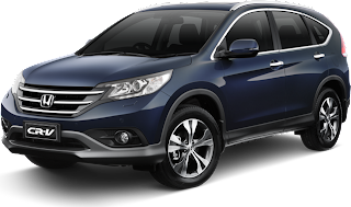 At Honda CRV 4WD