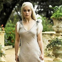 Daenerys Targaryen dress brooch