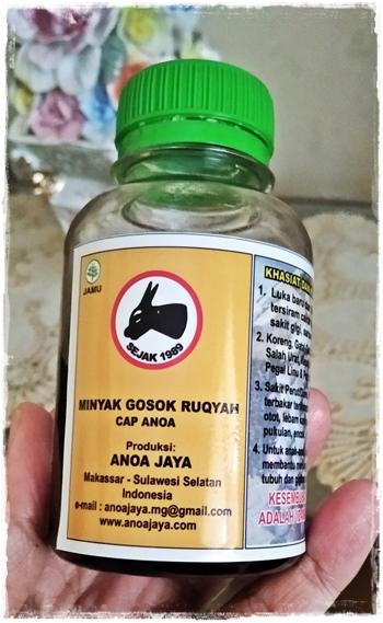 Minyak Anoa Makassar