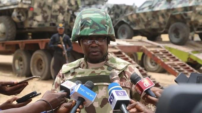 Boko Haram attacks are sponsored by international community to destabilise Nigeria – Army spokesperson, Sagir Musa alleges