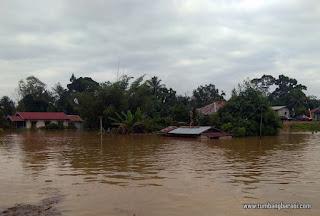Banjir di Kabupaten Katingan
