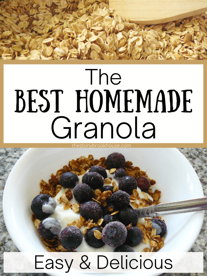 How To Make The Best Homemade Granola