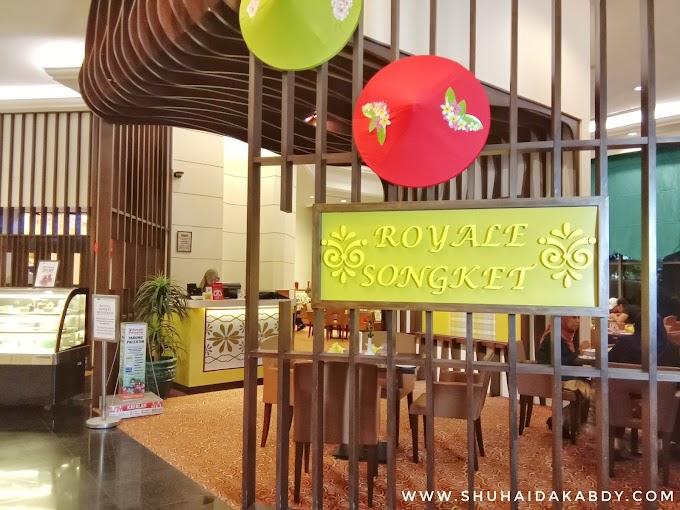 4 Pilihan Menu Buffet Dinner di Restoran Royale Songket Grand Bluewave Shah Alam