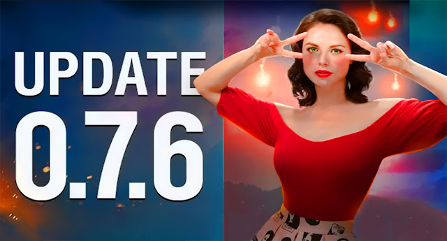 World of Warships Update 0.7.6 - Arsenal - Clan Battles - 4 New American Cruisers - Cherry Blossom