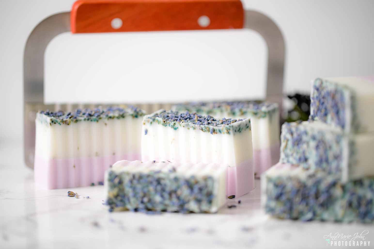Make Your Own Handmade Lavender Soap