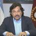 MENSAJE DEL GOBERNADOR DE LA PROVINCIA GUSTAVO SÁENZ