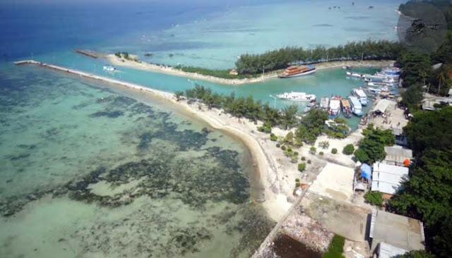 Menikmati Keindahan Pulau Pari Di Utara Jakarta MENIKMATI KEINDAHAN PULAU PARI DI UTARA JAKARTA