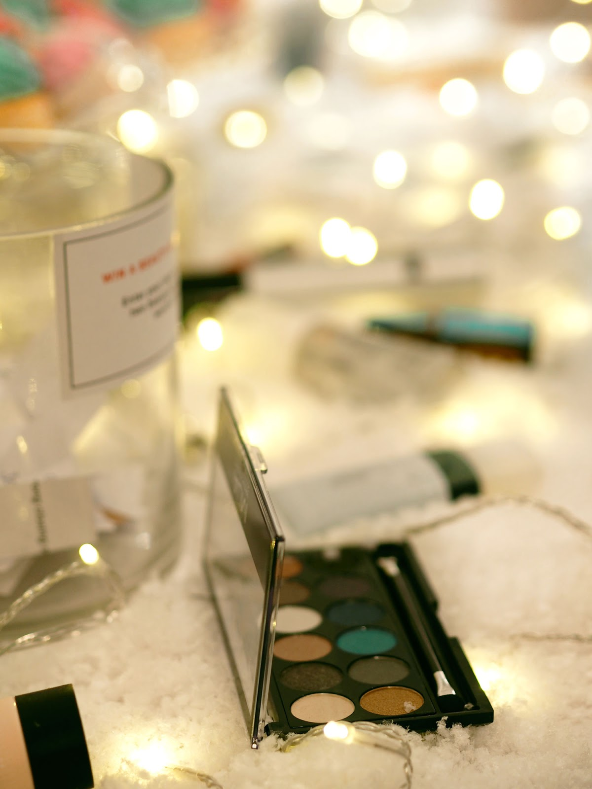 Blogosphere Christmas Market Event Latest In Beauty