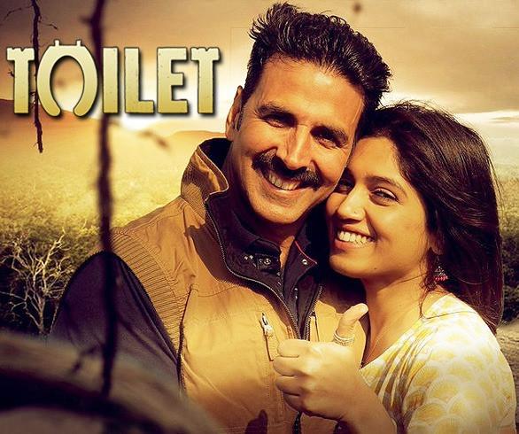 जानिये 'टॉयलेट: एक प्रेम कथा' फिल्म की पहले दिन की कमाई