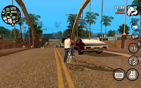 200 Mb] GTA SA Lite For All GPU Highly Compressed {Android Phone