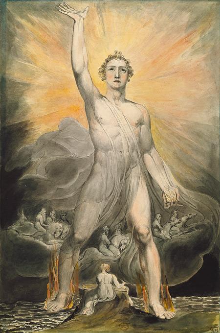 Fellowship of Friends cult leader Robert Earl Burton declares himself an angel