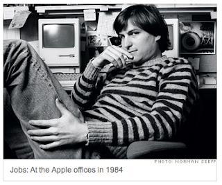 Steve Jobs emprendedores importantes