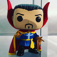 Toy Fair Doctor Strange Funko Pop!