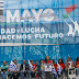 """El PIT-CNT """"reconsiderará"""" los actos del 1º de mayo y analizará una caravana """"sanitaria"""""""