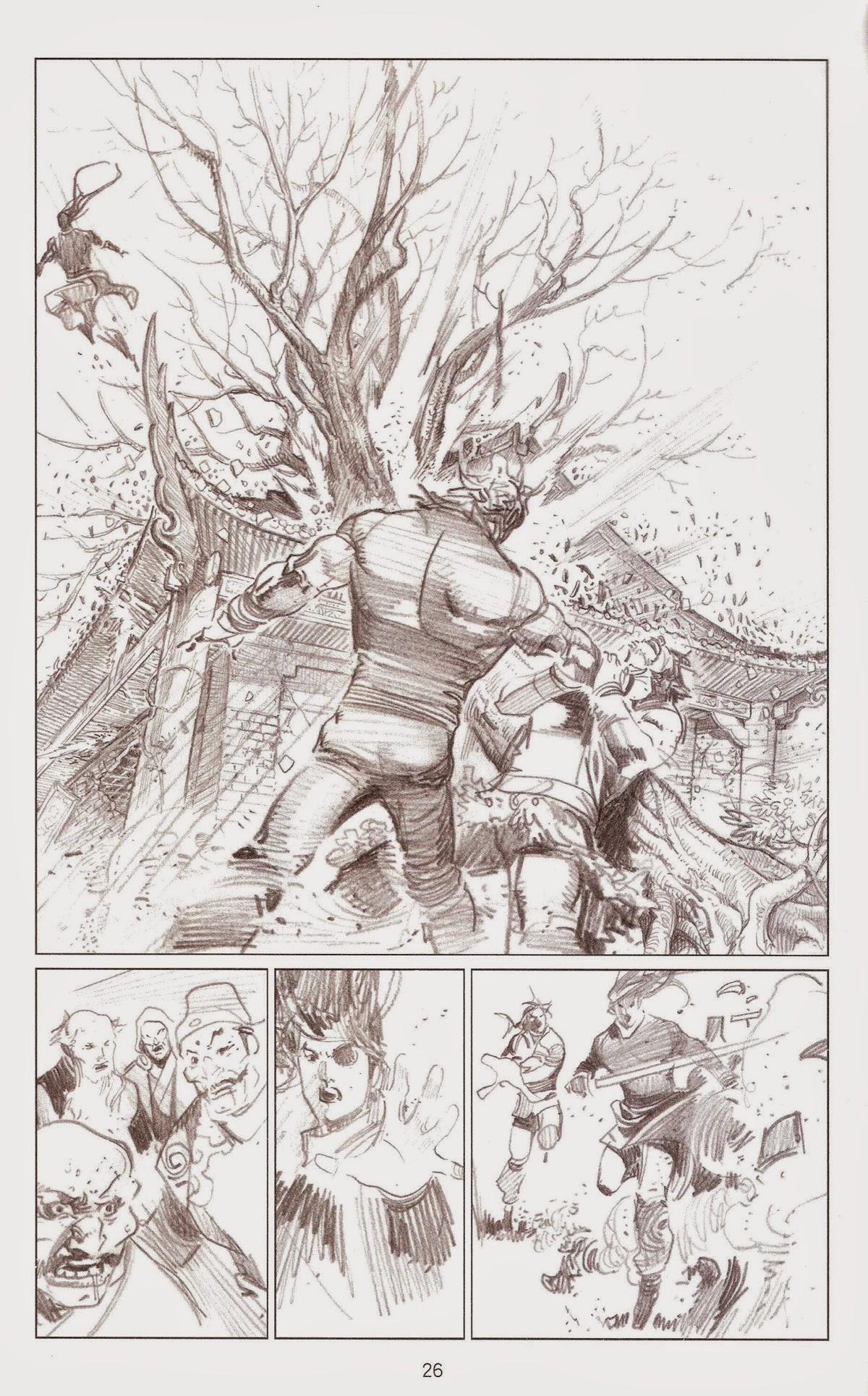 Phong Vân chap 675 - Trang 24