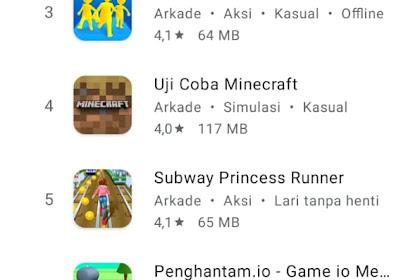 20 Game Arcade Android  Terbaik di Indonesia 2021