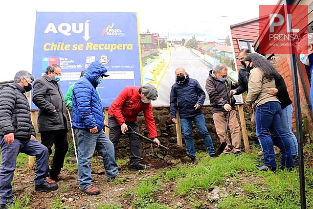"""Programa """"Quiero mi Barrio"""", Ancud"""