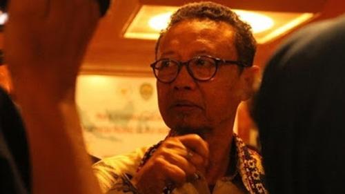 Ryaas Rasyid: Pemimpin Harus Punya Integritas, Jangan Pagi Ngomong Apa Sore Beda Lagi