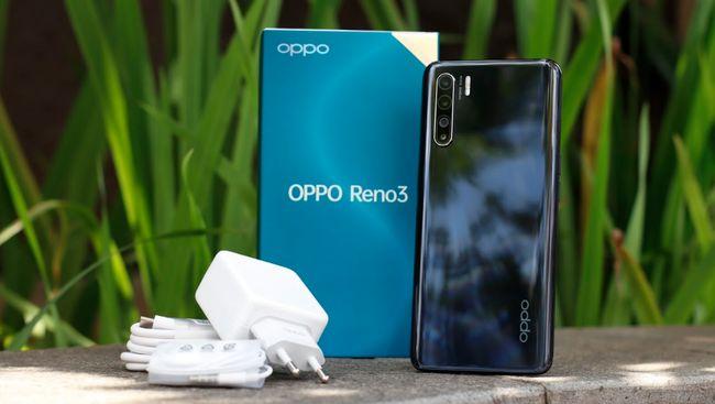 Harga Oppo Reno 3 Di Tahun 2021 Terbaru
