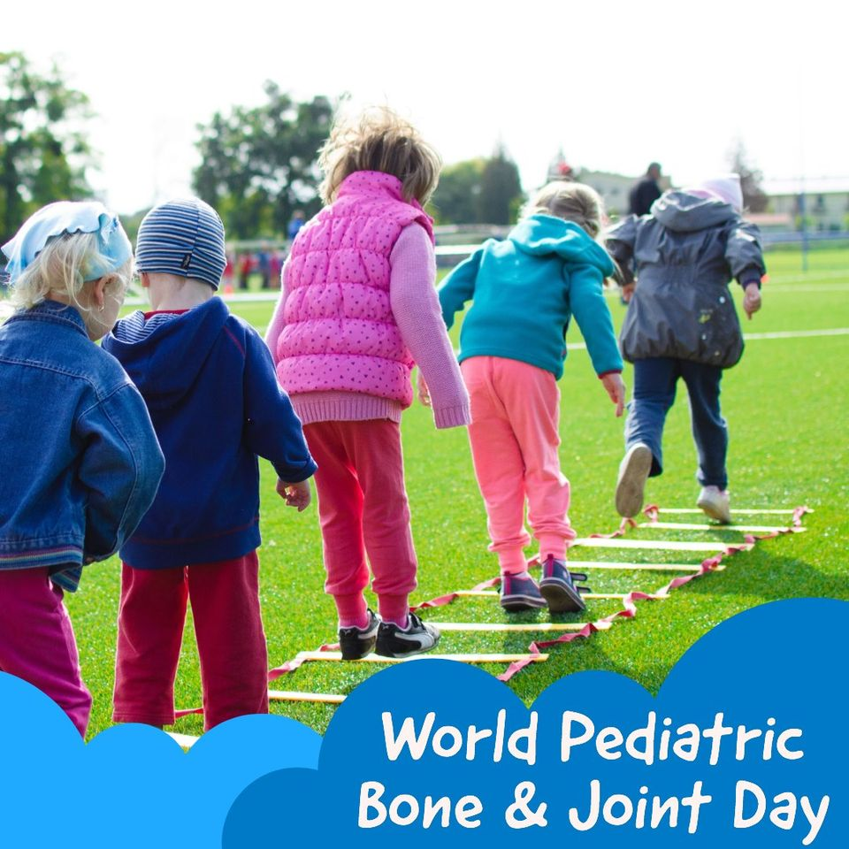 World Pediatric Bone and Joint Day Wishes Images