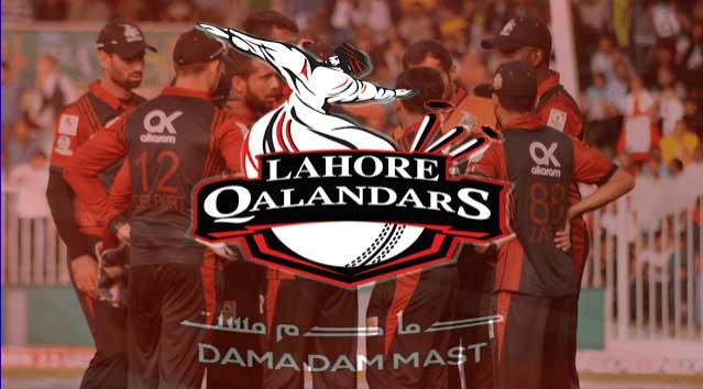 Lahore Qalandars Squad 2018