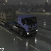 Realistic Rain Reflections & Low Visible Rain Stripes For ETS2 v1.26.x v2